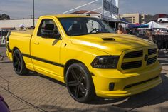 Sport cars:Ram debuts Rumble Bee redux at Woodward Hot Rod Trucks, Ram Trucks, Dodge Trucks, Pickup Trucks, Porsche, Audi, Triumph Motorcycles, Ducati, Gta