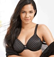 BALI® One Smooth U Underwire Bra (3470) Basic Piper Dot  Did you know that #AVON sells undergarments?