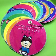 Word Work Ring