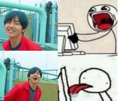 So true When i first saw the video i was so happy that i started to smile and jump from happiness BTS I love you
