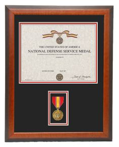 Buy your National Defense Service Certificate Frame at Military Memories and More, call to order yours today! Challenge Coin Display, Challenge Coins, Military Shadow Box, Certificate Frames, Service Medals, Award Plaques, Merit Badge, Military Service, Epilepsy