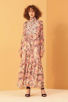 ~ Living a Beautiful Life ~ See by Chloe Autumn/Winter 2017 Pre-Fall Collection | British Vogue