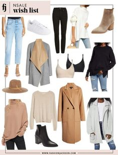 My 2020 Nordstrom Anniversary Sale Wish List, nordstrom anniversary, nsale, #nsale, #nordstromanniversarysale, #nordstromsale, nordstrom sale, fall sweaters, ripped jeans, booties, fall outfit, neutral outfit, neutral fall outfit, how to style booties, how to style a camel coat,