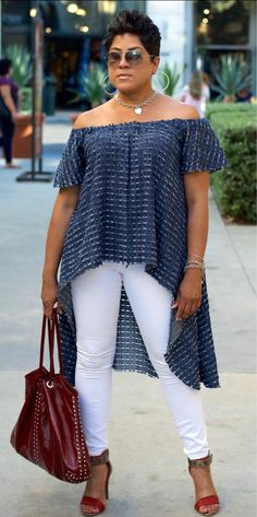 Most Liked Women Moda Mode Outfits, Chic Outfits, Fashion Outfits, Womens Fashion, Tall Women Fashion, African Wear, African Dress, Mode Kimono, Looks Plus Size