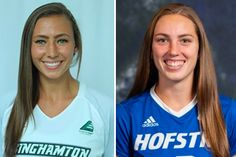 Two college soccer players with Long Island connections were named to Top Drawer Soccer's midseason Women's National list. College Soccer, Top Drawer, Soccer Players, The 100, Names, Tops, Football Players