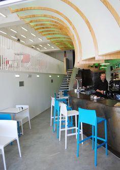 café plaza - Enrique Gil