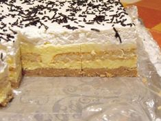 Rychlé a jednoduché řezy, které po ochutnání budete chtít každý den recept | iRecept.cz Italian Biscuits, Italian Cookies, Quick Easy Meals, Easy Dinner Recipes, Maxi King, Ital Food, Swiss Roll Cakes, Poppy Cake, Hungarian Recipes