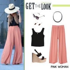 Get the streetstyle look! Visit us at www.pinkwoman-fashion.com