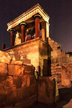 Knossos Palace…Heraklion of Crete, Greece. http://it-supplier.co.uk/