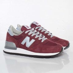 New Balance made in the US collection
