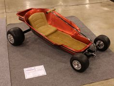 ❦  Custom wagon