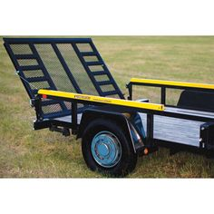 The Gorilla-Lift™ is a revolutionary, patented product that takes 100% of the weight off of most heavy utility trailer tailgates or ramps, enabling them to be raised or lowered with virtually no effort.