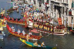Regata Storica, Venezia
