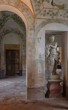 Palazzo Te, Mantua, Lombardia.