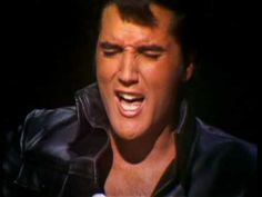"""Elvis Presley performing """"Trying To Get To You"""" from the '68 Comeback"""