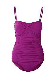 Kostium kąpielowy wyszczuplający Z • 99.99 zł • bonprix