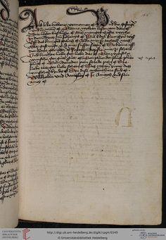 Cod. Pal. germ. 4 Rudolf von Ems: Willehalm von Orlens ; Dietrich von der Glesse: Der Gürtel (Borte) ; Peter Suchenwirt: Liebe und Schönheit u.a. — Schwaben/Grafschaft Oettingen (?), 1455-1479 166r