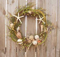 морски коледен венец (Christmas wreath)