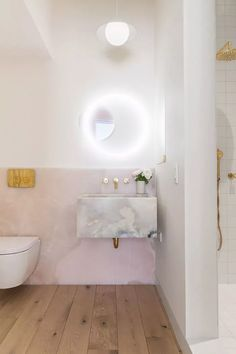 16 Pink Marble Ideas Pretty Enough to Make You Blush
