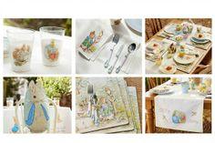 A Pottery Barn Easter #easter #decor #plates #decorate #bunny #potterybarn