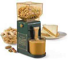 Máquina para fazer pasta de amendoim