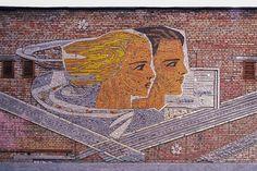 Soviet Mosaic Murals. Foto: #VladimirShipotilnikov