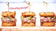 #SORTEDFood The Sushi Burger | #BeatMyBurger ep.2
