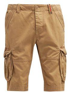 Superdry CORE Shorts legion beige Bekleidung bei Zalando.de | Material Oberstoff: 100% Baumwolle | Bekleidung jetzt versandkostenfrei bei Zalando.de bestellen!