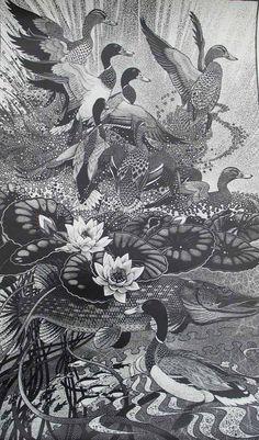 The Wildlife Art Gallery - Colin See-Paynton - Sudden Movement