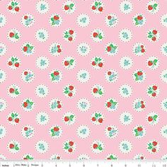 Penny Rose Fabrics Strawberry Biscuit by Elea Lutz