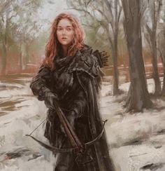Random Fantasy/RPG artwork I find interesting,(*NOT MINE) from Tolkien to D&D.
