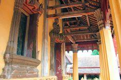 Templo Tailandes de Vientian - Wat Sisaket