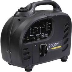 Powerhouse 2000 Watt Gas Inverter Generator