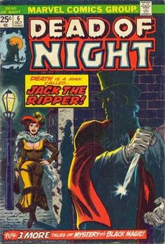 Dead of Night #6 - Jack the Ripper (Issue)