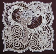 Irish Crochet, Crochet Lace, Romanian Lace, Bobbin Lacemaking, Bruges Lace, Cutwork Embroidery, Lace Heart, Parchment Craft, Point Lace