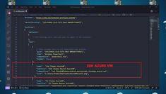 How to SSH into an Azure VM from Windows Terminal Menu - Thomas Maurer Small Icons, Linux, Coding, Windows, Window, Linux Kernel, Ramen, Programming