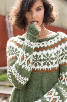 Knitwear Fashion, Knit Fashion, Fair Isle Knitting, Free Knitting, Sock Knitting, Vintage Knitting, Knitting Patterns, Crochet Patterns, Knitting Tutorials