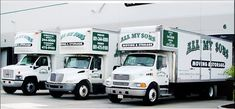 Why Do We Recommend All My Sons Moving and Storage? - WowMover