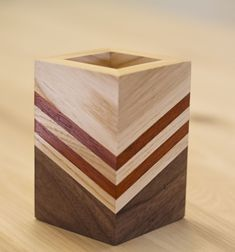 Wood Pencil Holder for Desk post_tags]