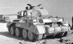 British Tank Cruiser Mk III #worldwar2 #tanks