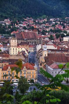 On How to Get to Transylvania - The Adventures of Kiara Yew Beautiful World, Beautiful Places, Brasov Romania, Transylvania Romania, Dangerous Roads, Romania Travel, Mountain Resort, Modern City, Best Cities