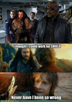 El Descanso del Escriba: S.H.I.E.L.D no es para el