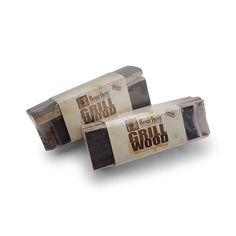 Bourbon Barrel Grill Wood