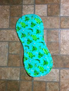 Turtles, Frogs, Lizards & Bugs Burp Cloth - Cotton Print backed with Terry Cloth by SewKnotIdle on Etsy