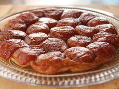 Tarte Tatin recipe from Ree Drummond via Food Network