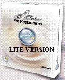 ALDELO for Restaurants 2 Lane license of LITE version