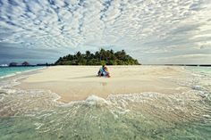 Maldives Heaven on Earth in the Indian Ocean and is proven to be the lowest country on earth.