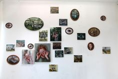 Justine Otto - Google Search Photo Wall, Gallery Wall, Oil, Google Search, Frame, Painting, Home Decor, Picture Frame, Photograph