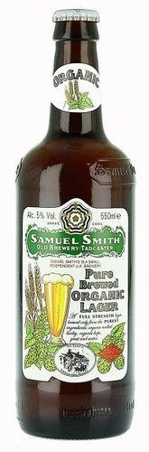 Sam Smith's Pure Organic Lager