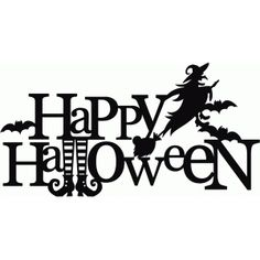 Welcome to the Silhouette Design Store, your source for craft machine cut files, fonts, SVGs, and other digital content for use with the Silhouette CAMEO® and other electronic cutting machines. Halloween Vinyl, Halloween Humor, Happy Halloween Banner, Halloween Tags, Happy Halloween Quotes, Happy Halloween Pictures, Halloween Greetings, Halloween Poster, Halloween Clipart